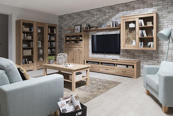 d30136a02001 Moderný nábytok s klasickým dizajnom