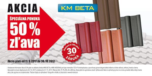 Špeciálna ponuka na strechu KM BETA !!! – galéria  40d6f014b72
