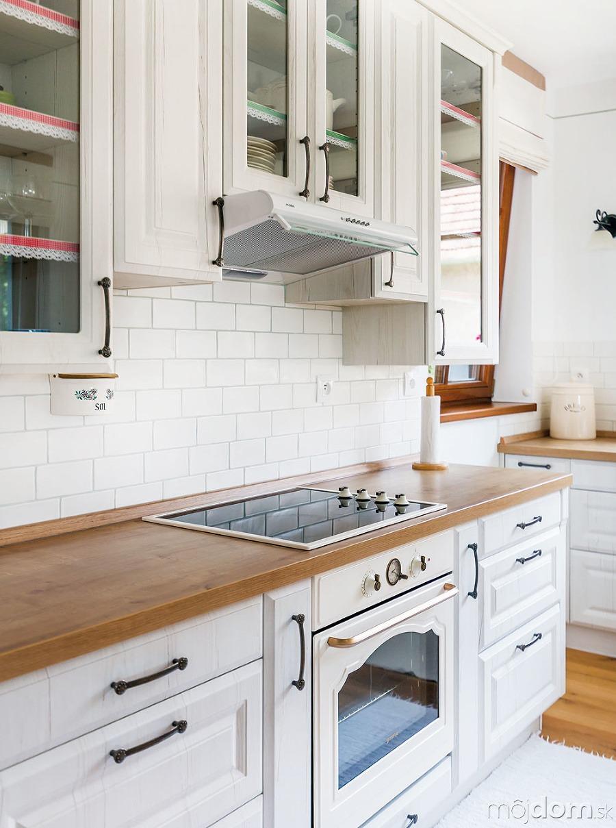 02e0e8c62 Príjemná vidiecka romantika: Kuchyňa, ktorá si vás získa! – galéria |  Mojdom.sk