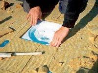 Odvodnenie plochej strechy