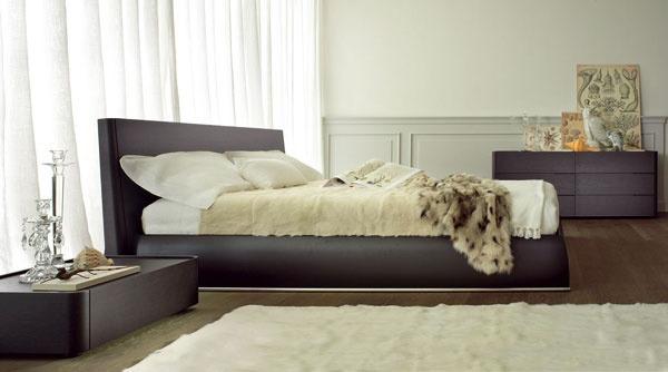 Prírodné trendy v spálni