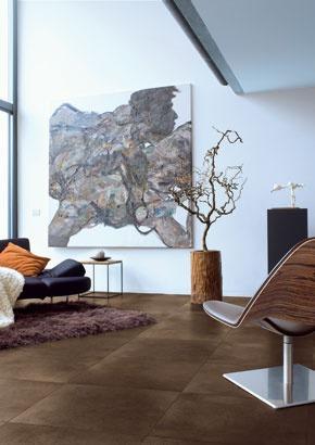 Obývacia izba so zaujímavým