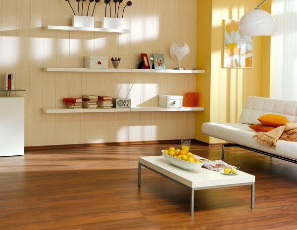 Svetla obývacia izba