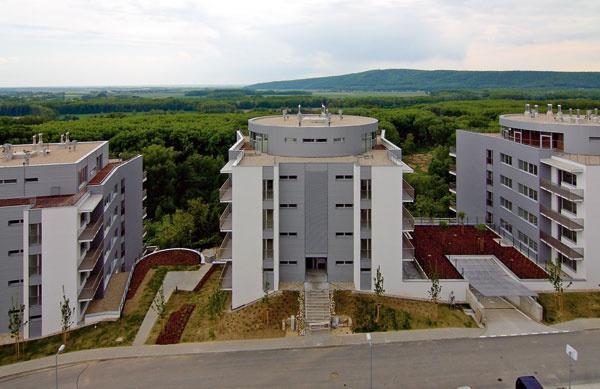 Nad Devínskou cestou vBratislave