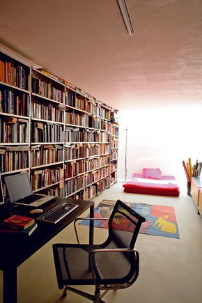 Detskej izbe s impozantnou