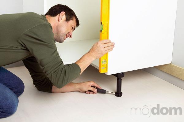 Častým problémom podlahy vkuchyni