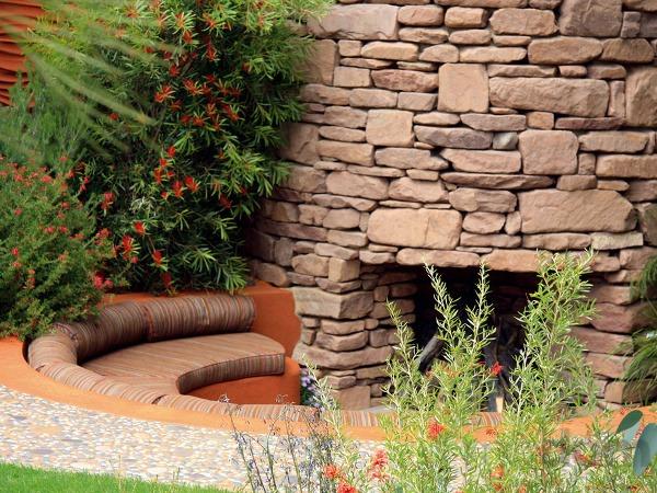 Predstava oideálnej záhrade sa