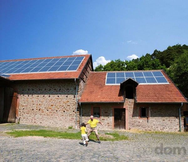 Fotovoltaika – elektrina zo