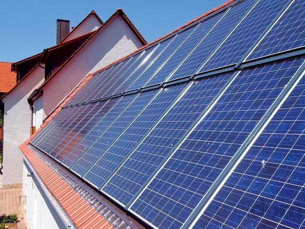 Pripojiť solárne panely vášho domu