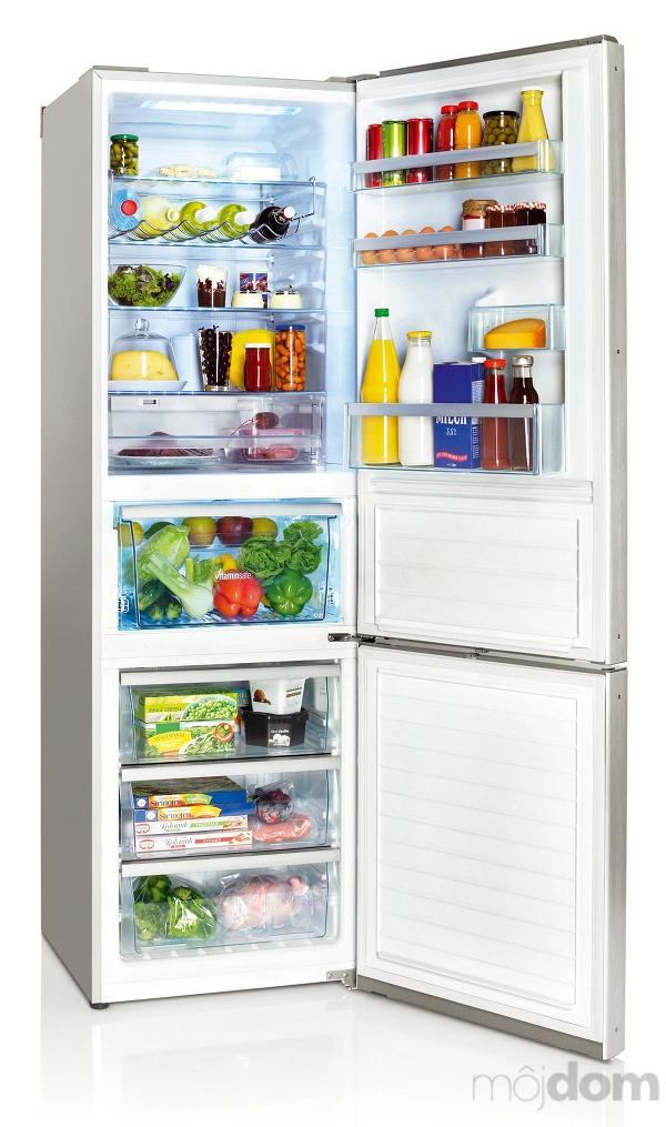 Kombinovaná chladnička Panasonic NRB32SXI