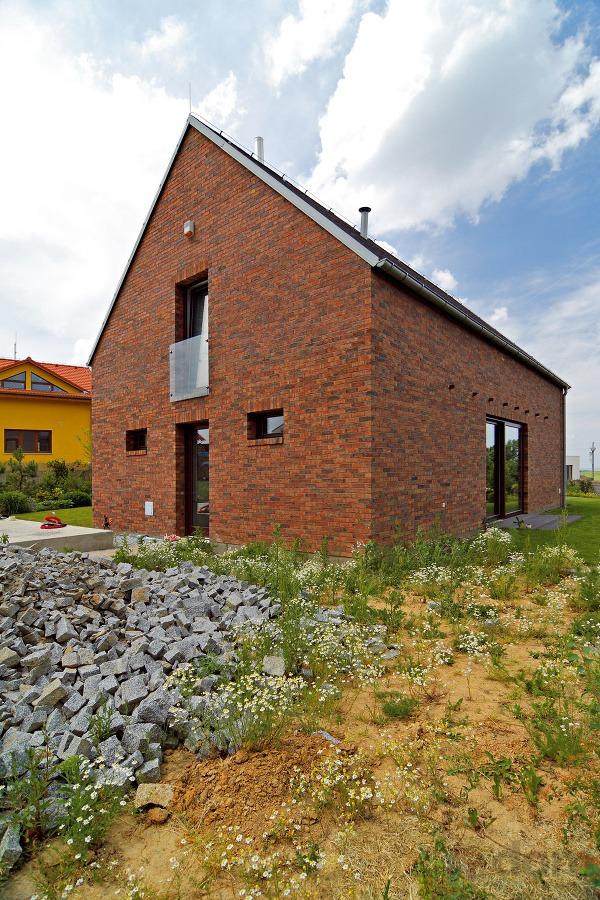 Elementárny tvar domu, ktorý