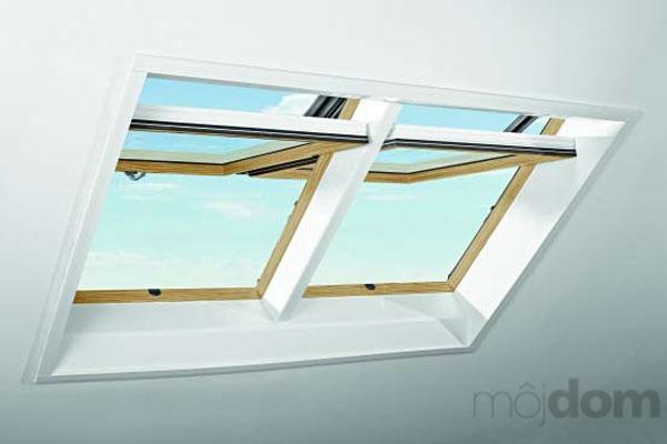 Strešné okno Roto Designo