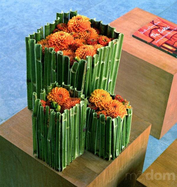 Tradičný pôvab sušených kvetov