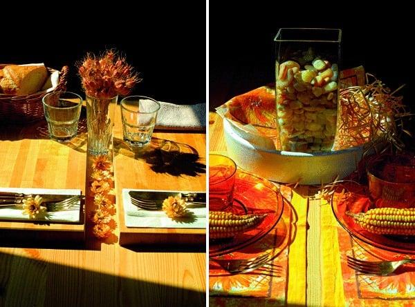 Jedálenský stôl svojím zdravým