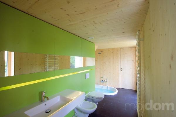 Kúpeľňa je prístupná veľmi