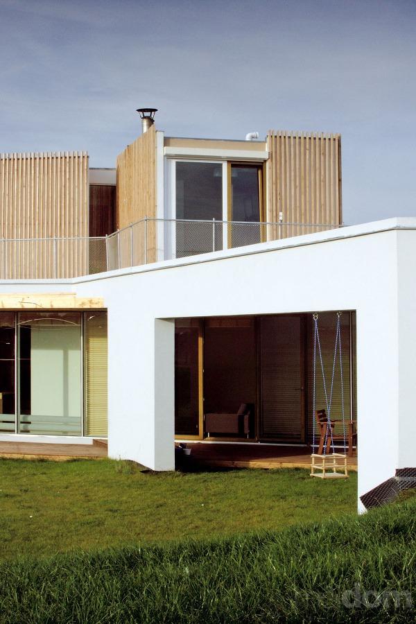 Architektúra domu sa hlási