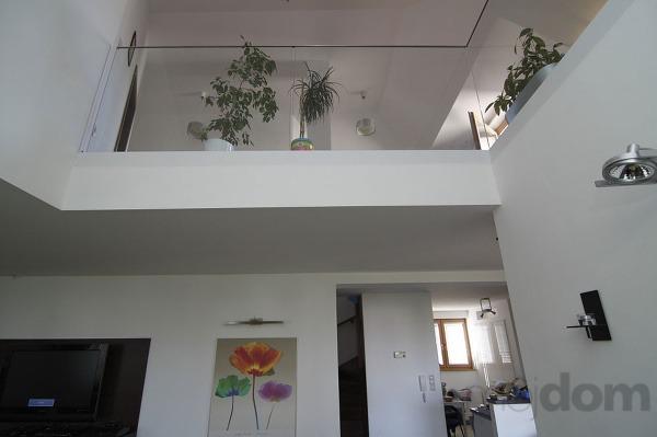 Galéria nad obývacou izbou