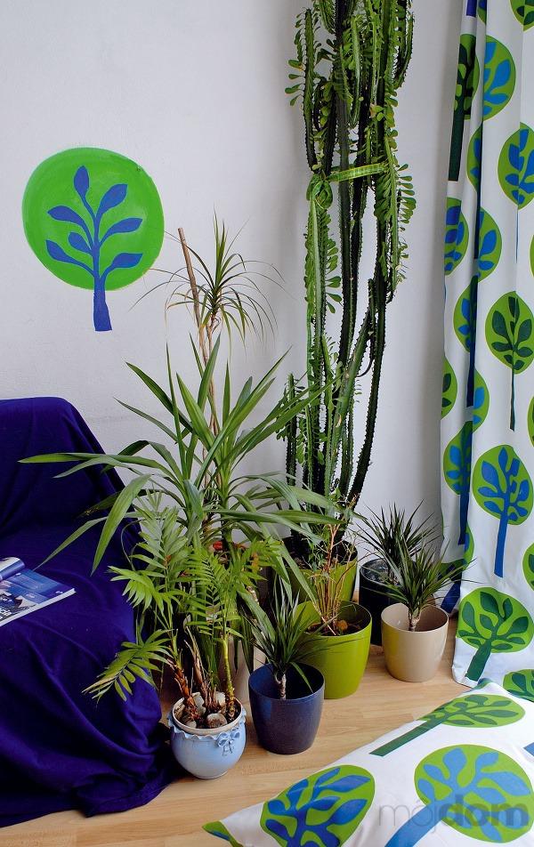 Premena obývacej izby za
