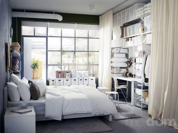 Spálňa alebo miesto určené