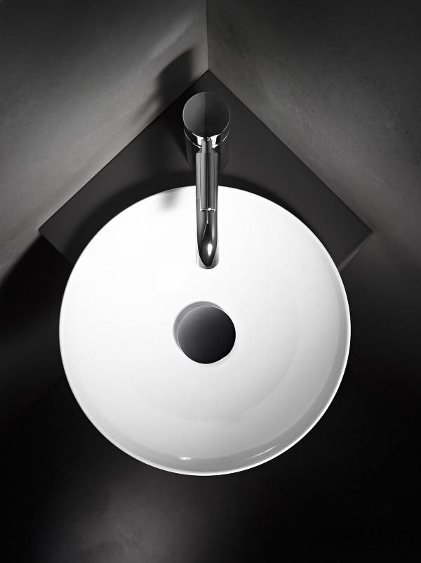 Séria umývadiel, umývadlových skriniek