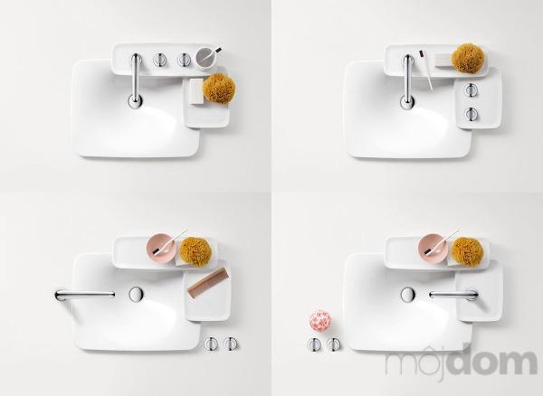 Neobvyklú kúpeľňovú kolekciu navrhli