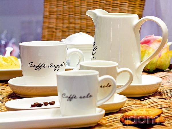 Kávová súprava od firmy