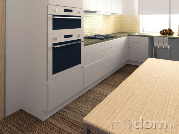 Nová kuchyňa vstarom dome