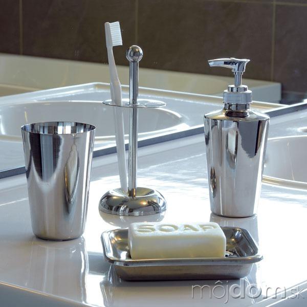 Kúpeľňové doplnky Semvikznehrdzavejúcej ocele,