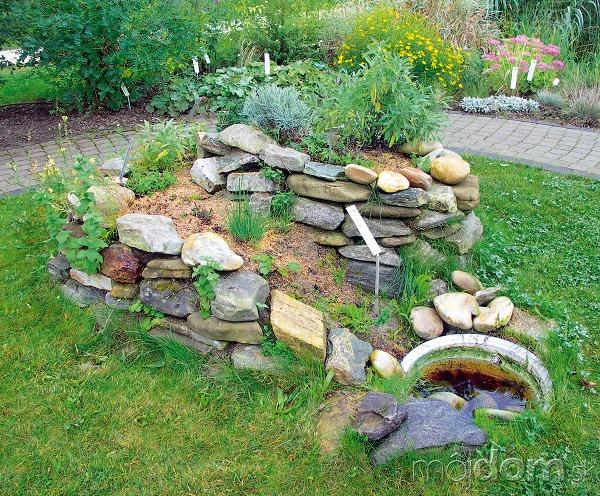 Vytvorte si v záhrade