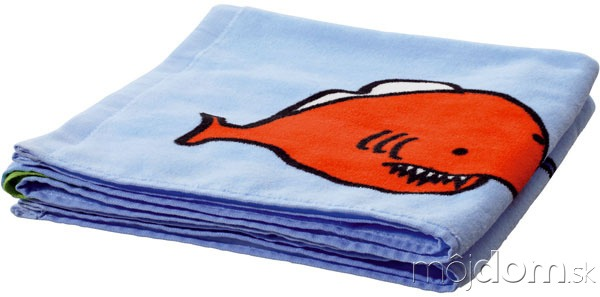 Bavlnený froté uterák Svalen,