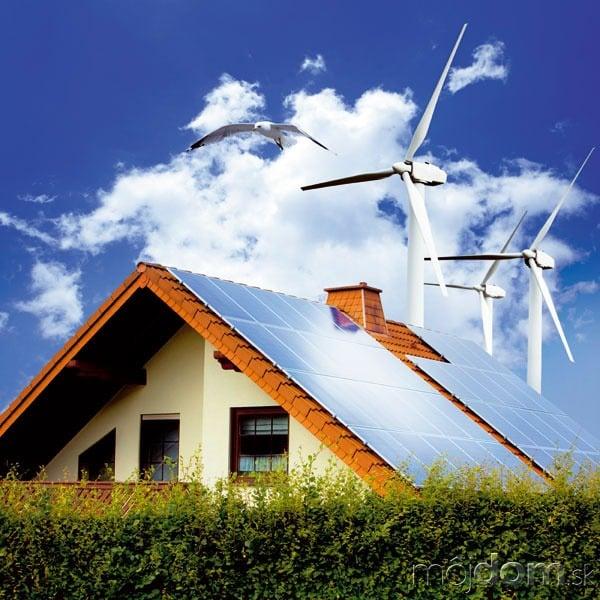 Zachytávajme energiu z prírody