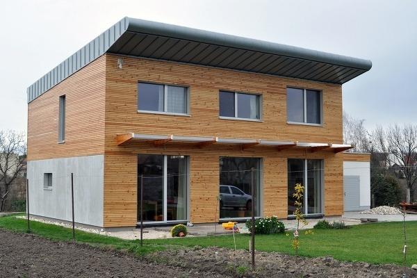 Energeticky pasívny dom Stupava