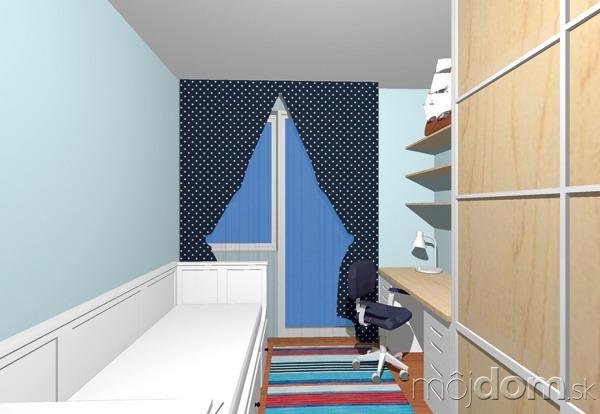 Ako sme vyriešili interiér