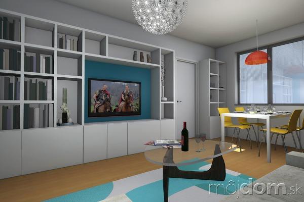 Návrh pre zmodernizovanie bytu