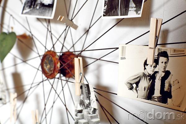 Na bicyklovú nostalgiu budete
