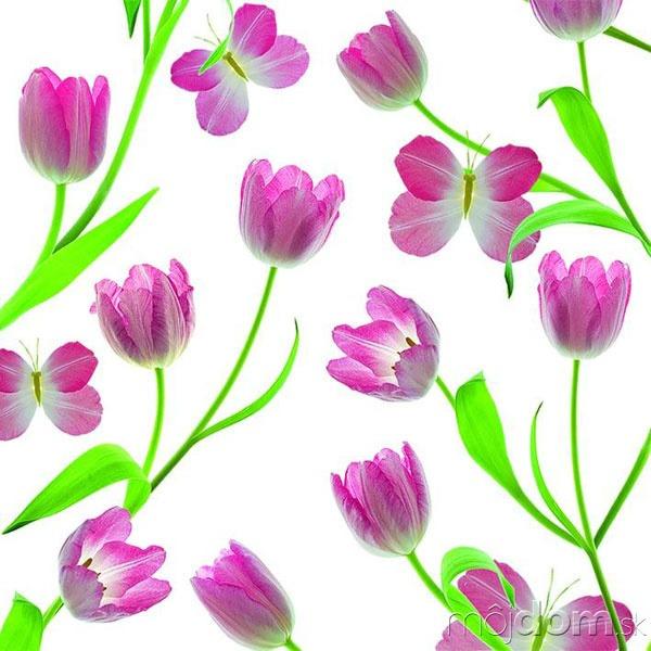 Servítky Tulip toss, 2,95