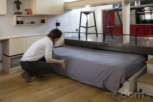 13 x posteľ, ktorá