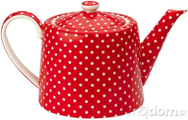 Čajník Spot Red, 40,46