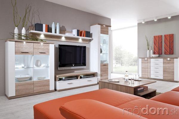 Najpredávanejšia obývačka Manhattan