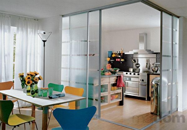 Kuchyňu spolu či oddelene?