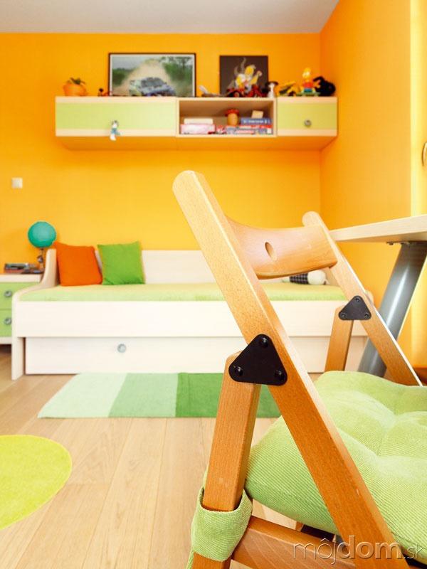 Detská izba pre syna