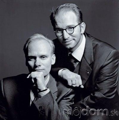 Christian a Michael, synovia