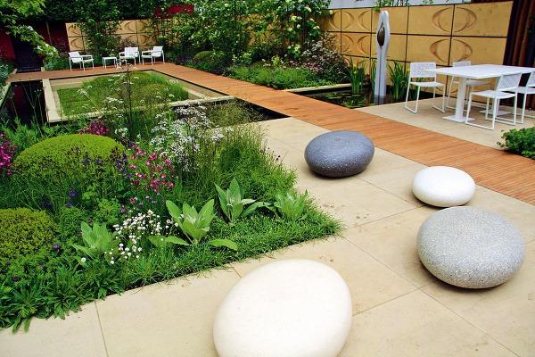 Vmestskej záhrade sa uplatňujú