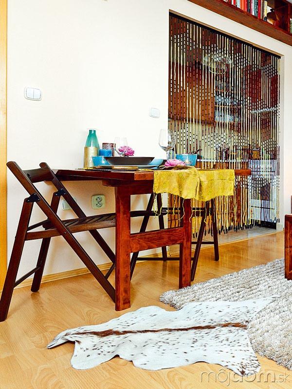 Premena malej obývačky s