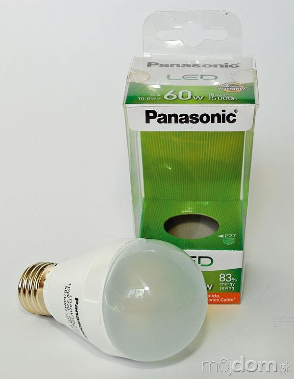 Panasonic LED LDAHV10L27H2 (60