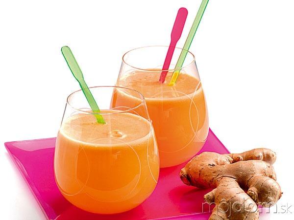 Mrkvovo-pomaračnové kúzlo 3 mrkvy,