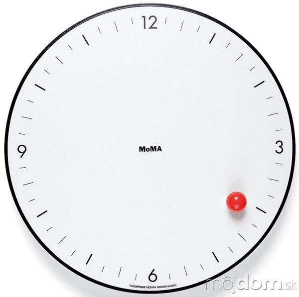 Minimalistické hodiny Timesphere navrhol