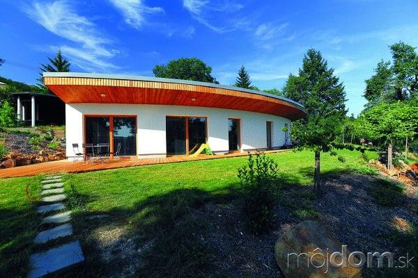 Energeticky pasívny rodinný dom