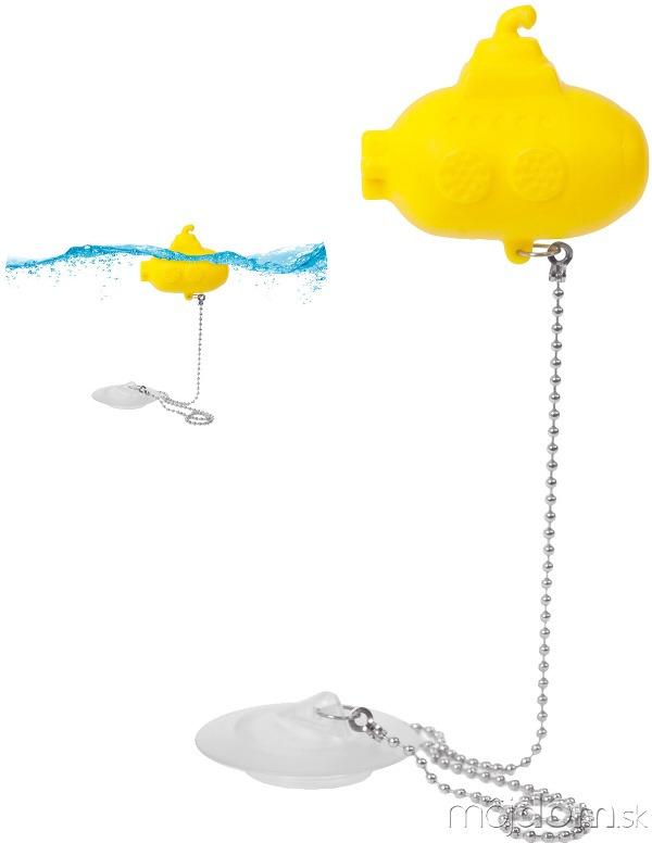 Kačička verzus žltá ponorka?