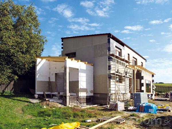 Svojpomocná výstavba pasívneho domu
